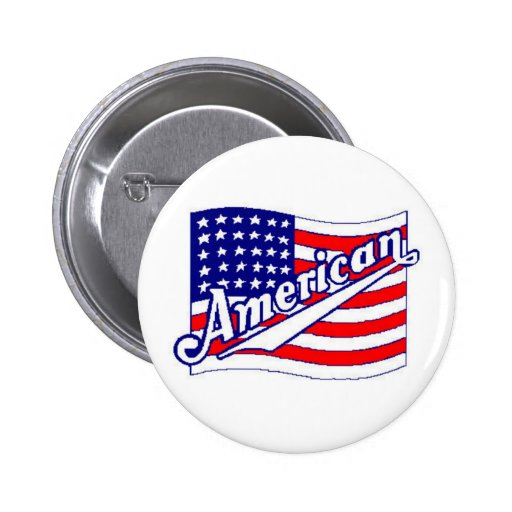 American Pinback Buttons