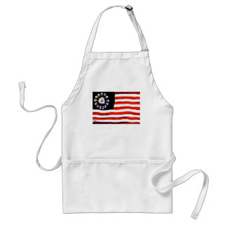 American Pirate 005 Adult Apron