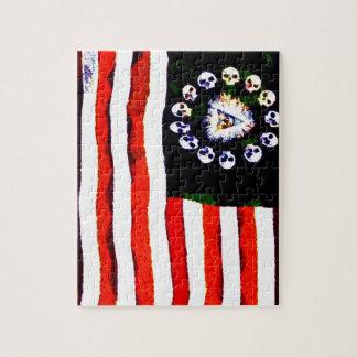 American Pirate 005 Jigsaw Puzzle