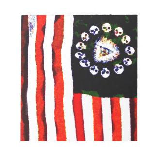 American Pirate 005 Notepad