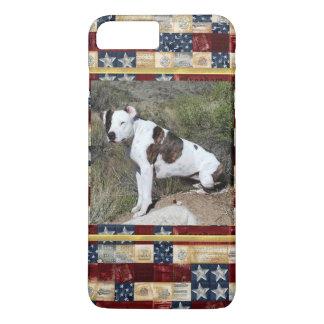 American Pit Bull Design iPhone 7 Plus Case