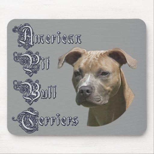 American Pit Bull Terrier (APBT) Mousepad