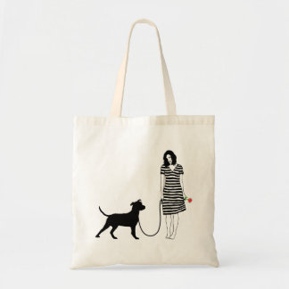 American Pit Bull Terrier Canvas Bags