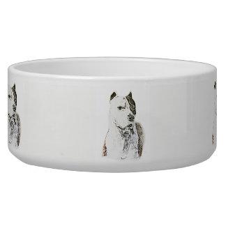 American Pit Bull Terrier Bowl