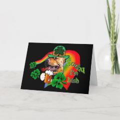 American Pit Bull Terrier card