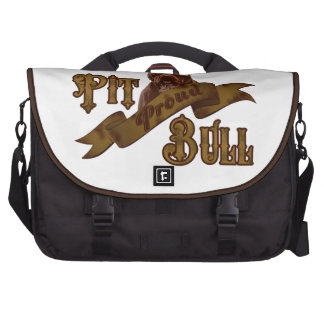 American Pit Bull Terrier Dog Laptop Bags
