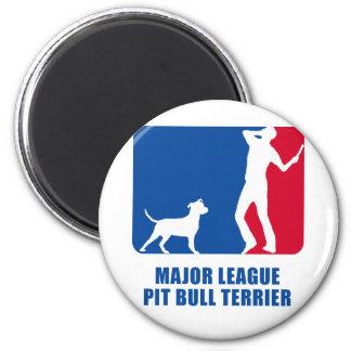 American Pit Bull Terrier Fridge Magnet