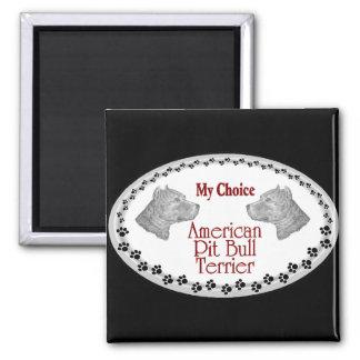 American Pit Bull Terrier Gifts Fridge Magnet