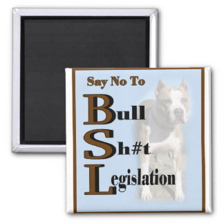 American Pit Bull Terrier Gifts Magnet