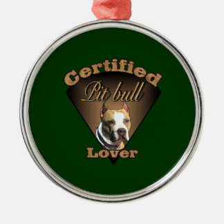 American Pit Bull Terrier Gifts Ornaments
