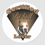 American Pit Bull Terrier Gifts Stickers
