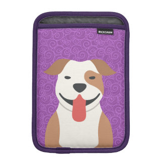 American Pit Bull Terrier iPad Sleeve