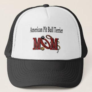 American Pit Bull Terrier Mom Hat