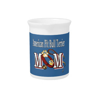 american pit bull terrier mom pitchers