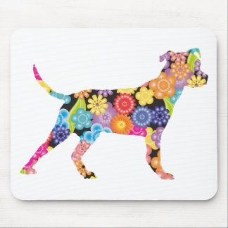 American Pit Bull Terrier Mouse Pad