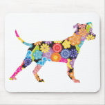 American Pit Bull Terrier Mouse Pads