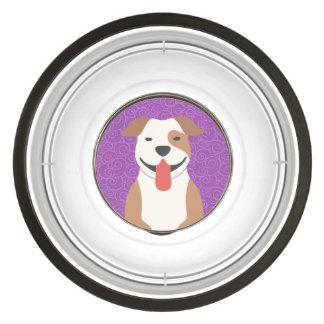 American Pit Bull Terrier Pet Bowl