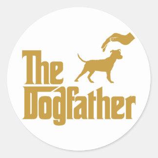 American Pit Bull Terrier Sticker