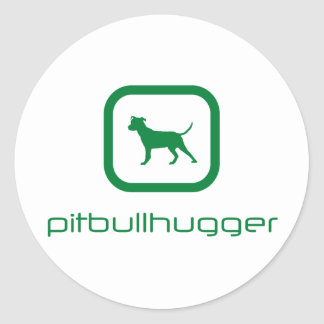 American Pit Bull Terrier Stickers