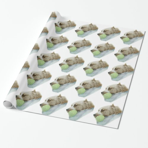 American Pit Bull Terrier Wrapping Paper