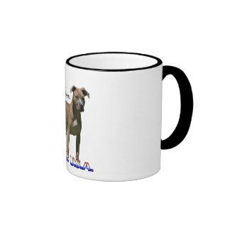American Pit Bull Terriers : Mug