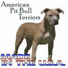 American Pit Bull Terriers  Paper Sculpture