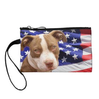 American Pitbull puppy Change Purses