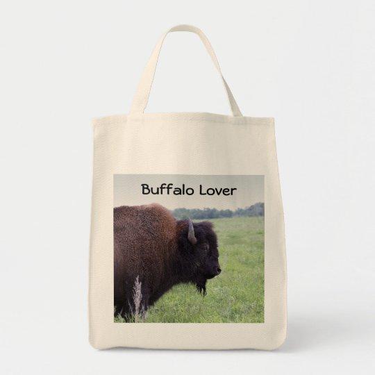 American Plains Buffalo Bison Bag