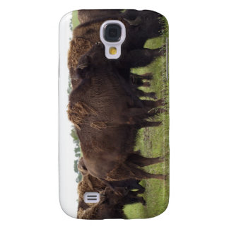 American Plains Buffalo Bison iPhone Cases Samsung S4 Case
