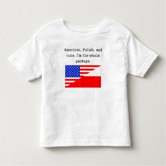 American Polish And Cute Tshirt