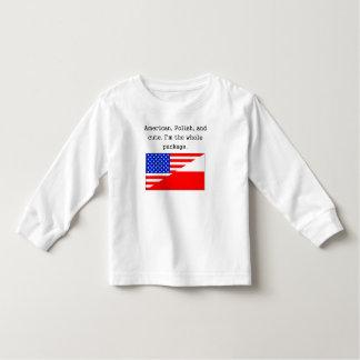 American Polish And Cute Shirt