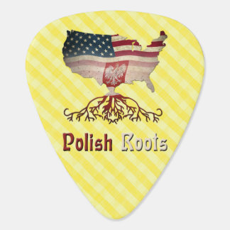 American Polish Roots Guitar Pick