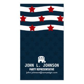 American Politics Business Card