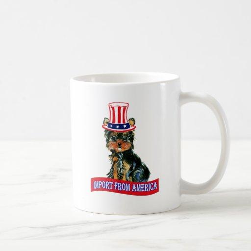 American Poo Coffee Mug