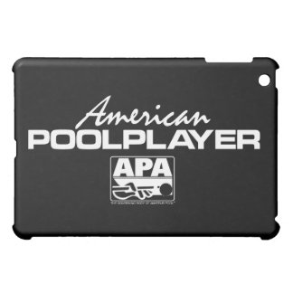 American Pool Player iPad Mini Cover