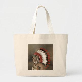American Portrait Tote Bags