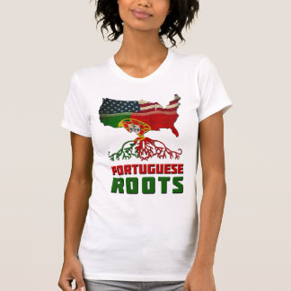 American Portuguese Roots Tee Shirts
