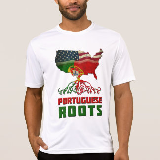 American Portuguese Roots Tee Shirt