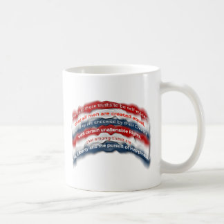 American - Preamble Coffee Mug
