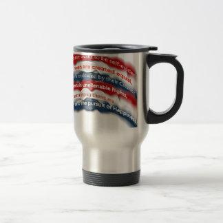 American - Preamble Travel Mug