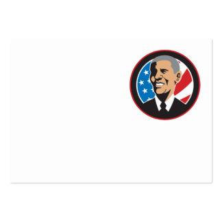American President Barack Obama 2012 Large Business Cards (Pack Of 100)