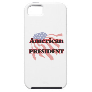 American President iPhone 5 Cover