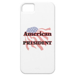American President iPhone 5 Covers
