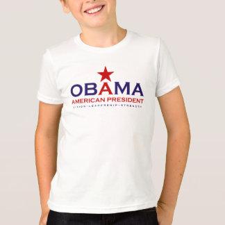 American President-Obama T-Shirt