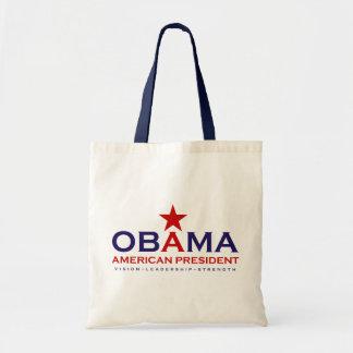 American President Obama Tote Bag