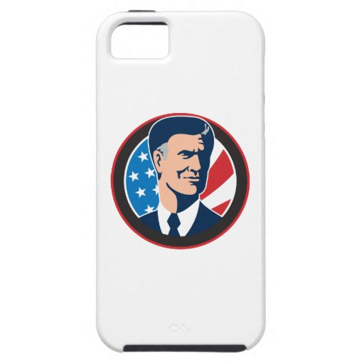 American Presidential Candidate Mitt Romney retro iPhone 5 Cover