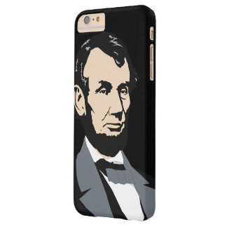 American Presidents: Abraham Lincoln 1861-1865 Barely There iPhone 6 Plus Case