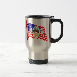 American Pride 2, Proud To BeAn American Mug