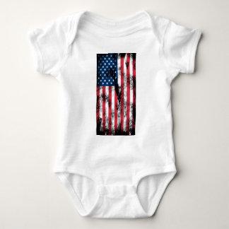 American_pride Baby Bodysuit