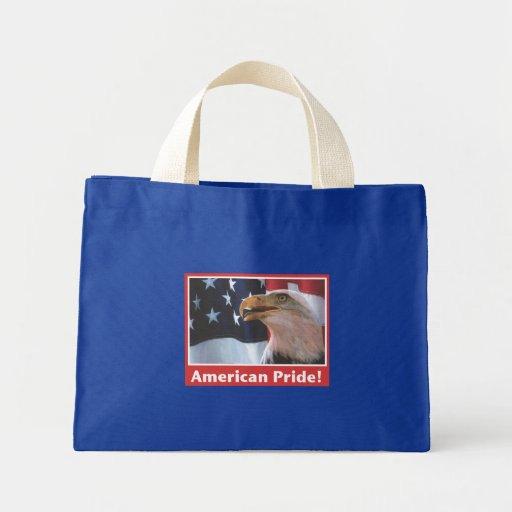 AMERICAN PRIDE! TOTE BAG